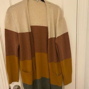 Madewell Cardigan XS fits like small